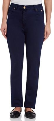 M&Co Penny Plain straight leg denim jeans