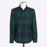J.Crew Factory Wool CPO shirt-jacket
