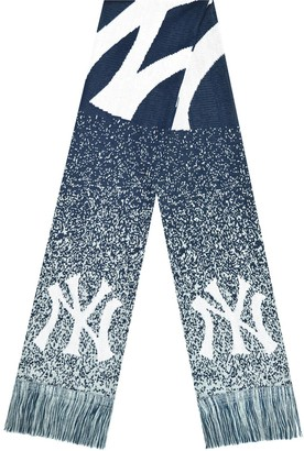 New York Yankees Big Logo Knit Scarf