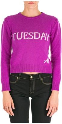 Alberta Ferretti Tuesday Sweater