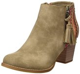 Refresh Women's 063265 Ankle boots brown Size: 4