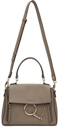 Chloé Grey Small Faye Day Bag