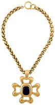 Chanel Vintage collier gripoix