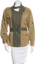 Isabel Marant Coloblock Cargo Jacket