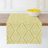 Minted Snuggling Diamonds Table runners