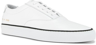 Common Projects Five Hole Sneaker in White | FWRD