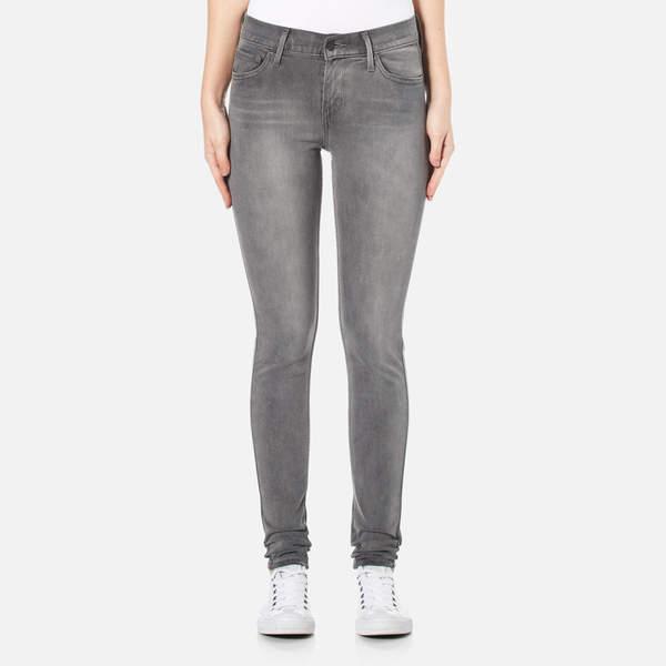 Levi's Women's 710 FlawlessFX Super Skinny Jeans Status Quo