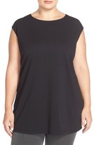 Nic+Zoe 'Perfect Layer' Tank (Plus Size)