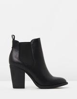 Spurr Jacinta Gusset Ankle Boots