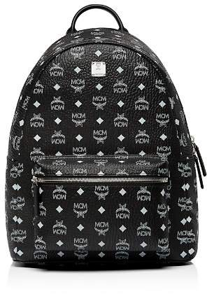 MCM Medium Stark Visetos Backpack