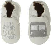 Robeez Big Bus Soft Sole Boy's Shoes