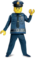 Disguise LEGO Police Officer Dress-Up Set - Kids