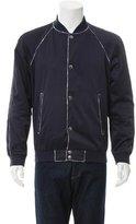Marc Jacobs Woven Bomber Jacket