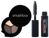 Smashbox Light It Up Studio On the Go Eyeshadow & Mascara Set
