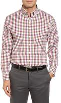 Bobby Jones Autumn Check Easy Care Sport Shirt