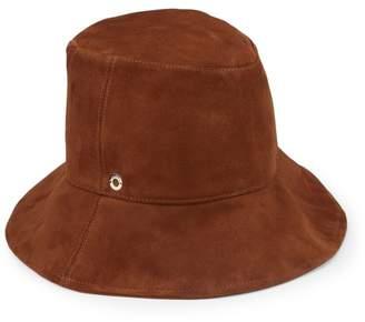 Loro Piana Nellie Suede Winter Hat