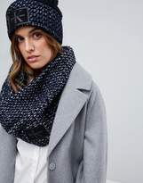 Calvin Klein Chunky Knit Infinity scarf