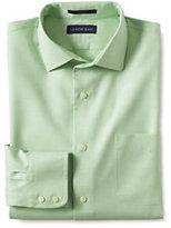 Classic Men's No Iron Tailored Fit Comfort Dress Shirt-Deep Blue Indigo
