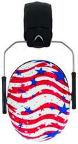 BaBy BanZ BANZ Children's Earmuffs Ages 2-10 STARS AND STRIPES (Dispatched From UK)