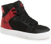Supra 'Vaider' High Top Sneaker (Walker, Toddler, Little Kid & Big Kid)