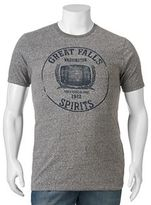 "Big & Tall SONOMA Goods for LifeTM ""Great Falls Spirits"" Tee"