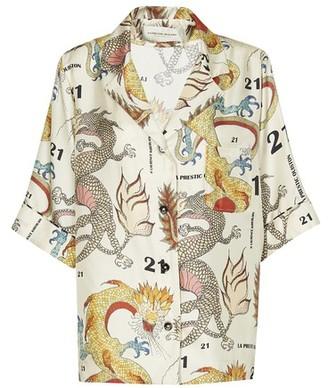 La Prestic Ouiston Hawaii Shirt