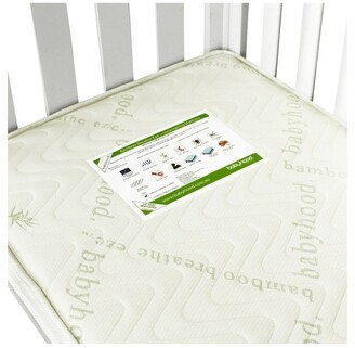 Babyhood Bamboo Breathe Eze Innerspring Mattress No Colour