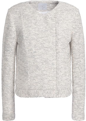 Joie Cotton-blend Tweed Jacket