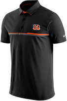 Nike Men's Cincinnati Bengals Elite Polo Shirt