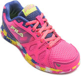 Fila Shadow Sprinter Girls Athletic Shoes - Little Kids