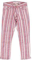 Etoile Isabel Marant Mid-Rise Straight-Leg Jeans w/ Tags