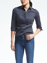 Banana Republic Riley-Fit Stretch Shirt