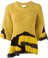 3.1 Phillip Lim hand-crocheted jumper