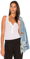 Michael Lauren EJ Button Tank