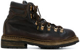 Guidi lace-up mountain boots - women - Leather/rubber - 39