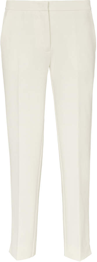 Derek Lam High-Rise Crop Flare Trousers