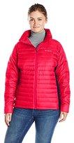 Columbia Women's Plus-Size Powder Pillow Hybrid Jacket
