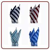 Buy Your Ties Assorted Pack Silk Pocket Square