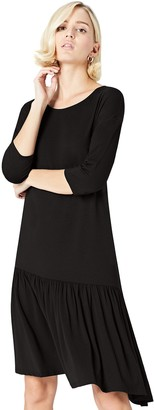 Find. Amazon Brand Women's Asymmetric Dress