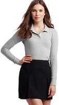 Aeropostale Womens Pleated Uniform Skirt