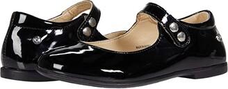 Naturino Ovindoli AW20 (Toddler/Little Kid/Big Kid) (Black) Girl's Shoes