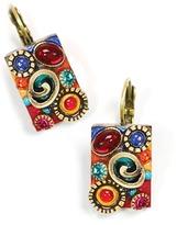 Confetti Rectangle Earrings