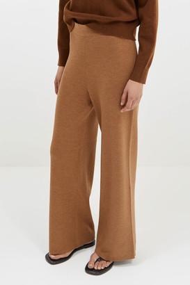 SABA SB Luna Wide Leg Knit Pant