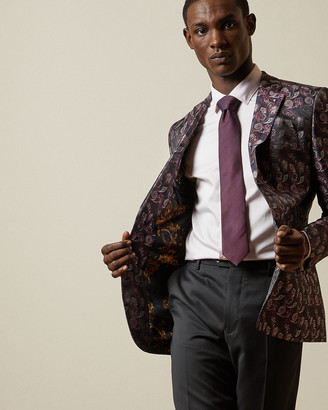 Ted Baker THEROUX Pashion jacquard blazer