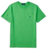 Ralph Lauren Boys' V Neck Tee - Sizes S-XL