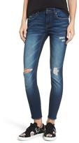Vigoss Women's Distressed Skinny Jeans