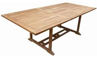 Highland Dunes Cosper Wood Dining Table