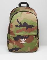 Adidas Originals Backpack In Camo Ay7760