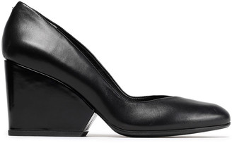Clergerie Leather Pumps