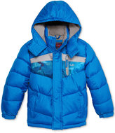 CB Sports Colorblocked Puffer Jacket, Toddler Boys (2-7)